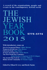 The Jewish Year Book 2015
