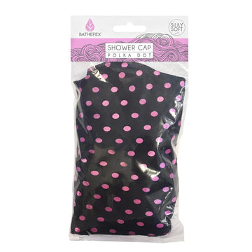 Bathefex Shower Cap - Polka Dot