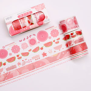 Color Pop Washi Tape Set - WashiGami