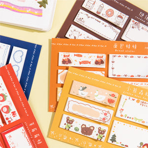 Warm Story Sticky Notes - WashiGami