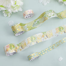 Load image into Gallery viewer, Cat Nature Washi Tape Set - WashiGami