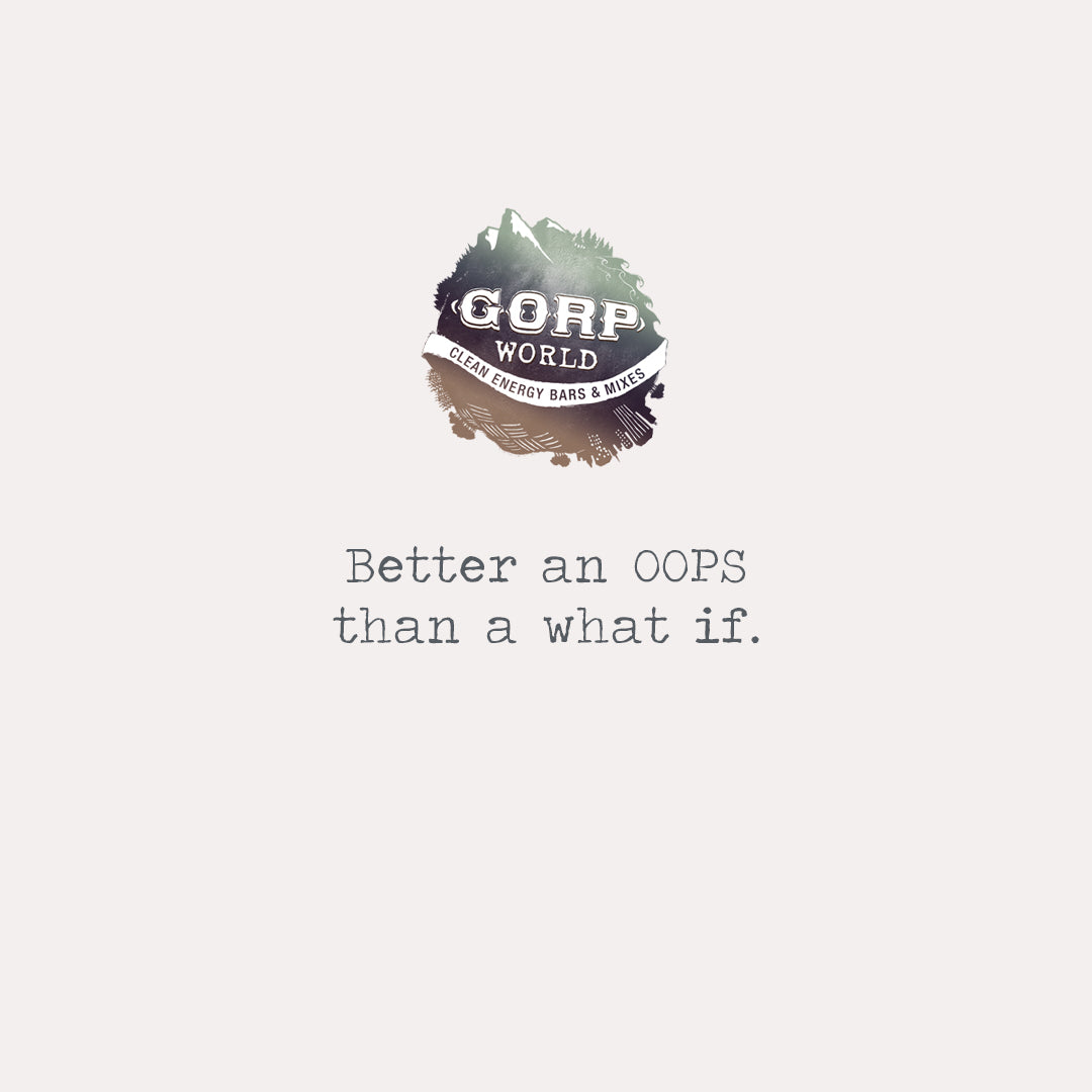 Better an Oops than a What if!