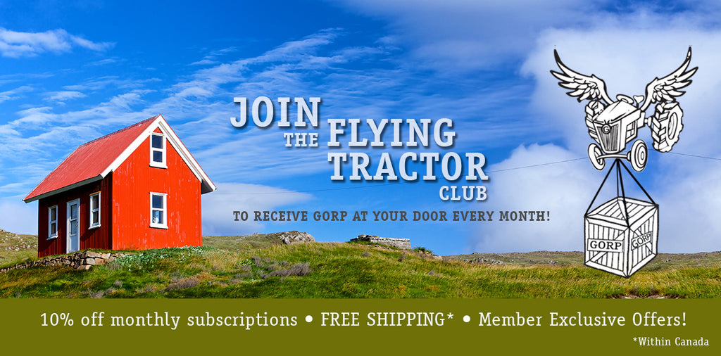 GORP Flying Tractor Club