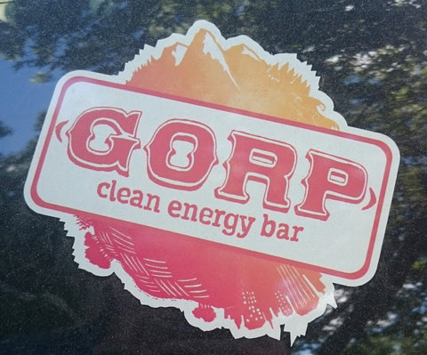 GORP Decal
