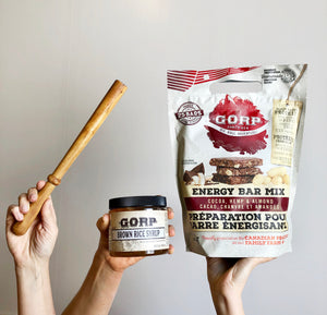 Super Spurtle! - Per Spurtle - GORP Clean Energy Bar & Products