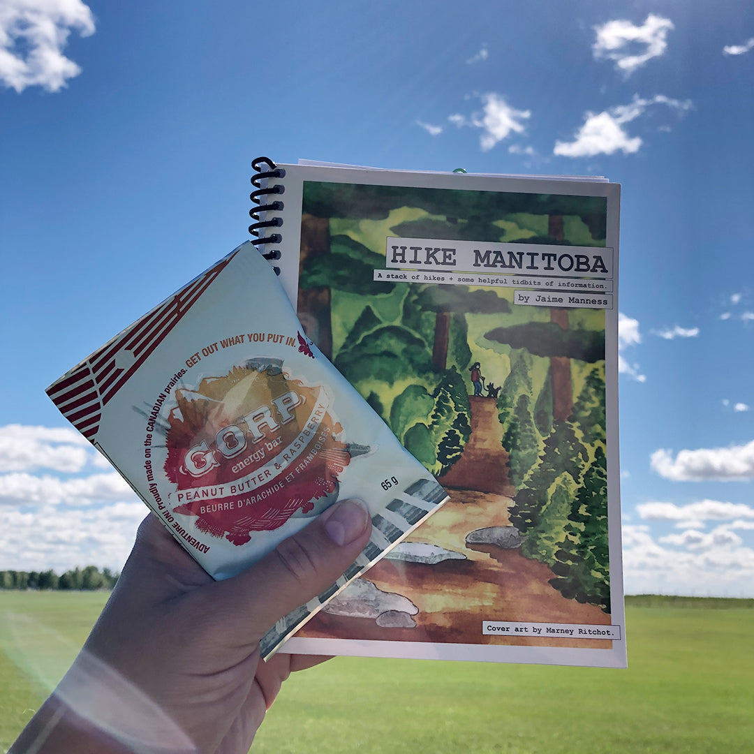 Hike Manitoba - by Jaime Manness - GORP Clean Energy Bar
