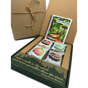 Hiking Gift Set with Hike Manitoba