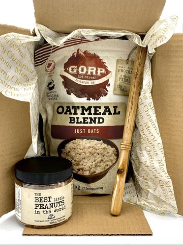 Oatmeal Lover's Gift Box