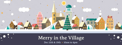 """Merry In"" The Village"