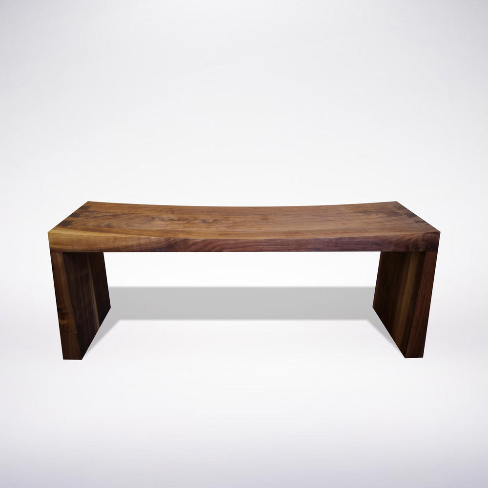Solid Wood Bench- Enso