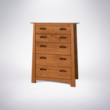 Solid wood dresser furniture