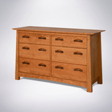 Solid wood Dresser mad in Columbus Ohio