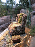 Custom Franklin Park Conservatory Cactus Chair
