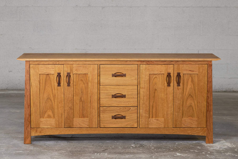 Solid Wood Buffet- Enso