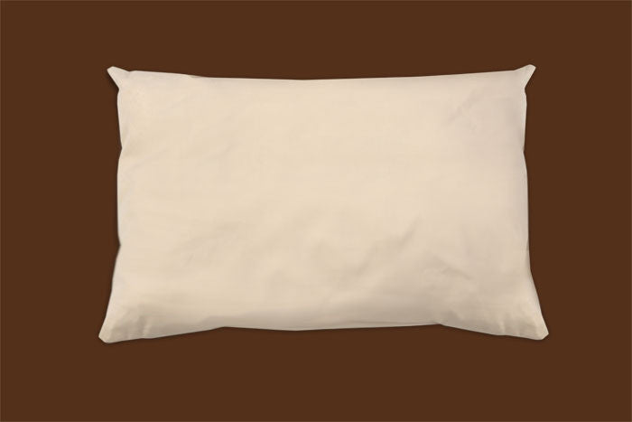 Organic Pillows Fiber Filled