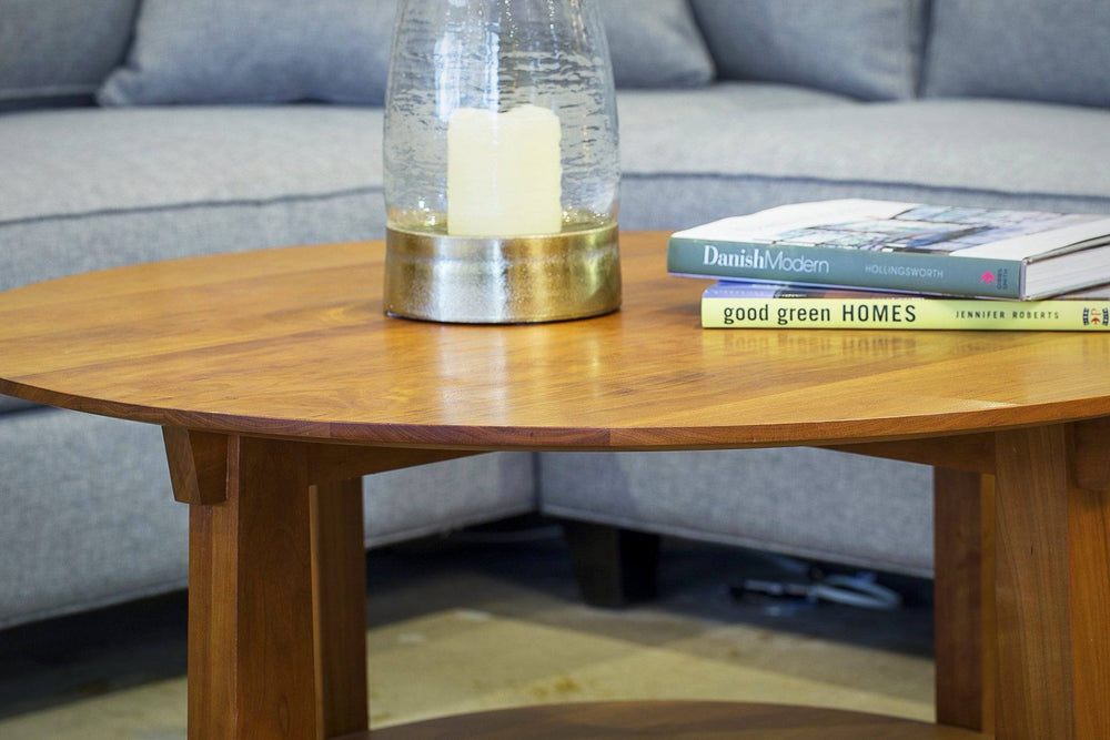 Enso Round Coffee Table