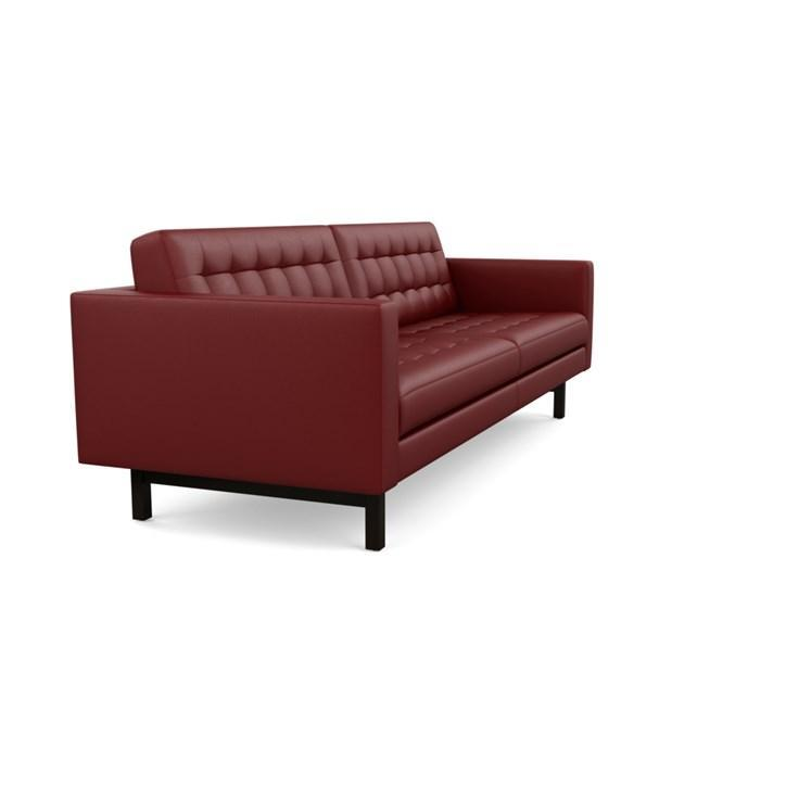 Marvelous American Leather Parker Sofa Mid Sofa Chair Ocoug Best Dining Table And Chair Ideas Images Ocougorg