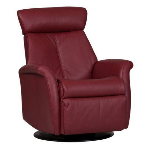 IMG Recliner Bella Leather Fabric Motorized Manual Medium Large RG283 RM283 RG383 RM383