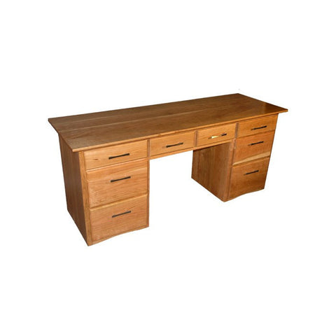Custom Executive Cherry Desk
