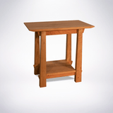 Solid Wood Side Table zero Voc Furniture