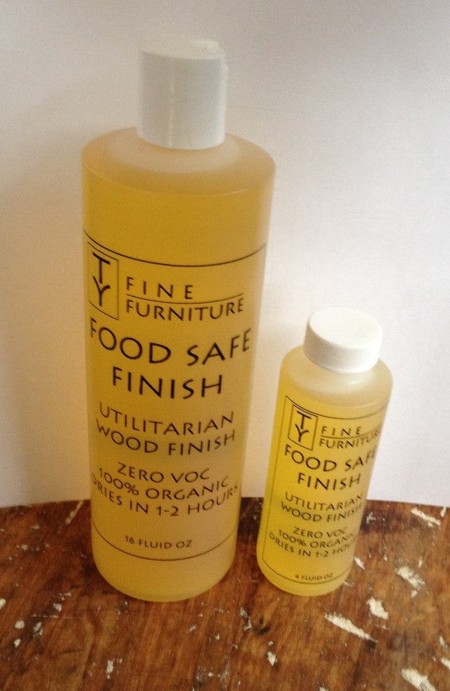 Food Grade Wood Finish Organic All Natural