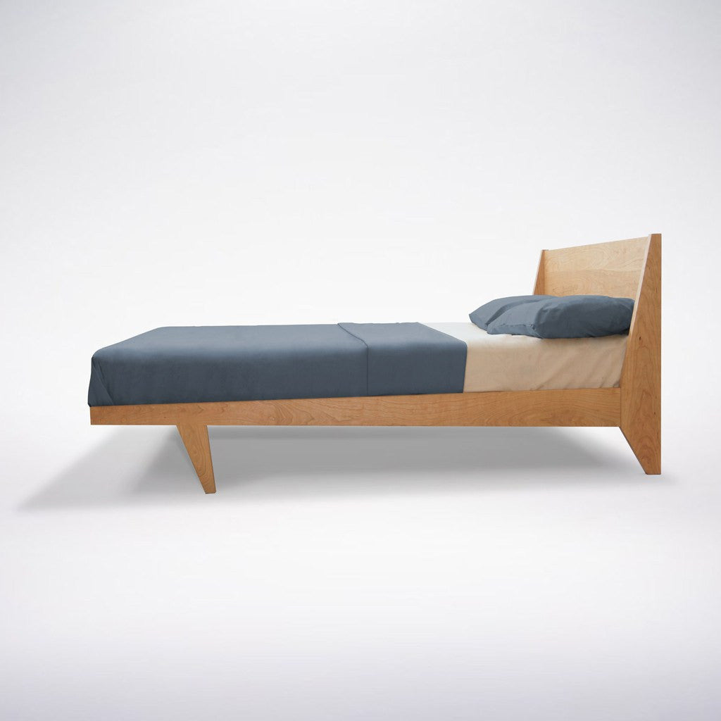 Modern bed side view -  3