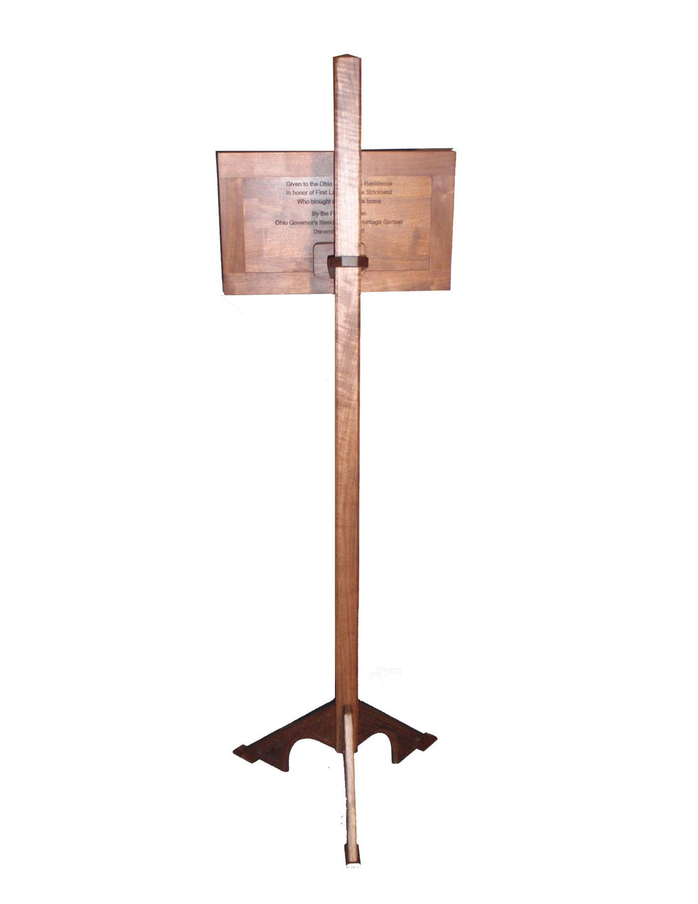 Custom Governor's Music Stand