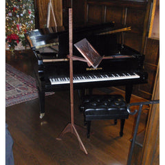 Custom Music Stand Made for Commemorative Ceremony for Ohio Governors Home