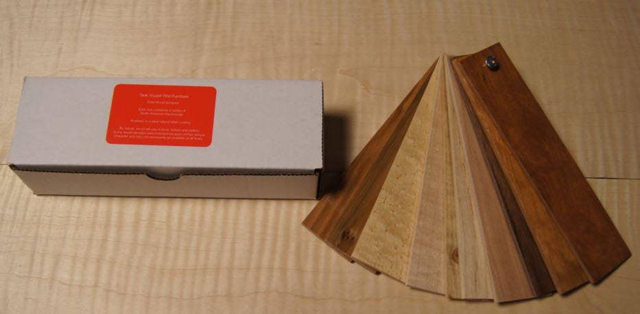 Wood Sample Kit