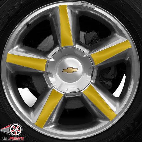 Chevrolet Avalanche (2007-2012) 20-Inch RP-1004