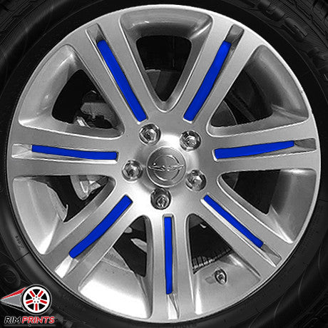 Carbon Fiber Wheels >> Chrysler 200 (2012) 18-Inch RP-1092 | Rim Prints Discount ...