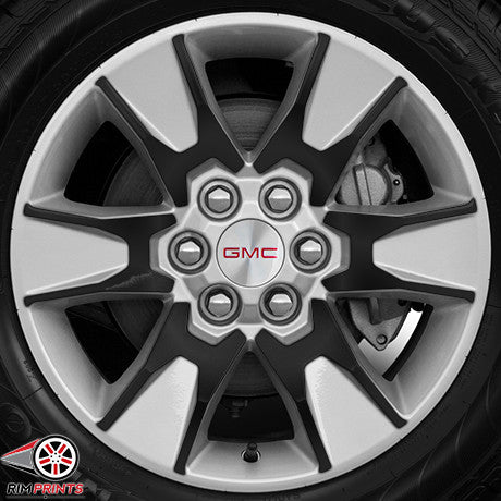 GMC Canyon (2014-2016) 17-Inch RP-1151