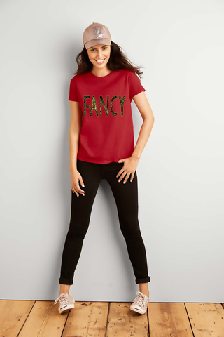 """Fancy"" Tee For Ladies - KLH Collection"