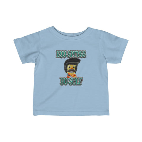 Infant Fine Jersey Tee - KLH Collection