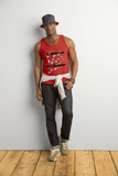 "Men's ""I'm About My Money"" Tank - KLH Collection"