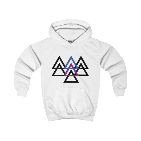 Triangles: Hoodie For Big Kids - KLH Collection