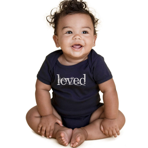 """Loved"" One Piece For Babies - KLH Collection"