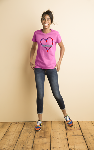 Foster Love Tee For Ladies - KLH Collection