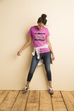 "Ladies ""I'm About My Money"" Heavy Cotton Tee - KLH Collection"