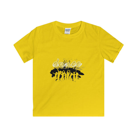 Dance: Softstyle Youth T-Shirt For Big Kids