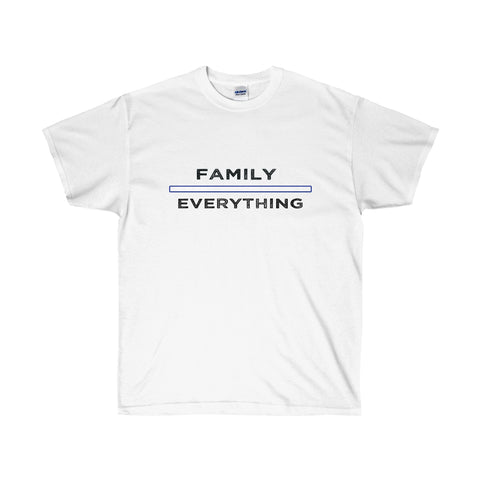 Family Over Everything: Ultra Cotton T-Shirt For Men