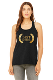 Best Actress:  Flowy Racerback Tank For Ladies