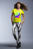 Love Colorful Tee For Ladies - KLH Collection