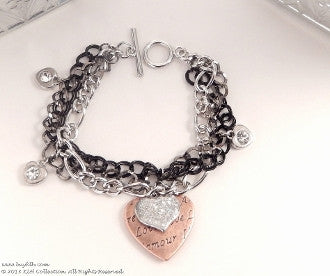 KLH's: Amore Bracelet - KLH Collection - 1