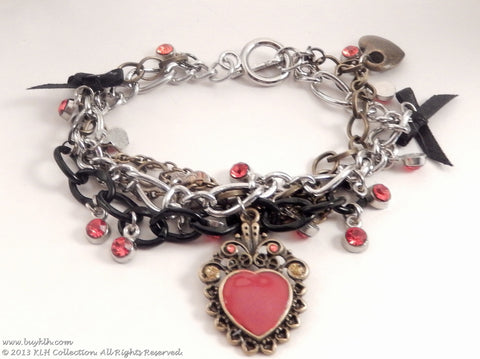 KLH's: Burlesque Bracelet - KLH Collection - 1