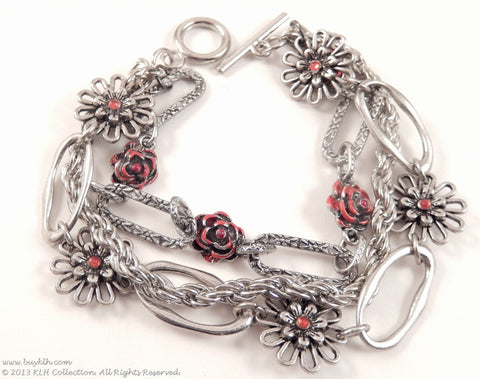 KLH's: Stephanie Bracelet - KLH Collection - 1