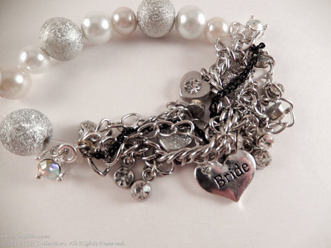 KLH's: Here Comes the Bride Bracelet - KLH Collection - 1