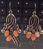 Dangle Earrings with beads - KLH Collection