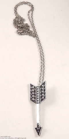 Arrow Necklace - KLH Collection