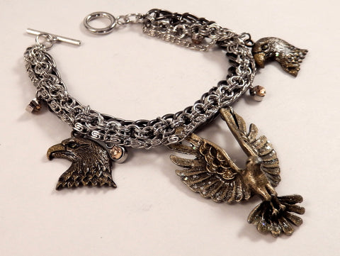 KLH's: American Bird Bracelet - KLH Collection - 1